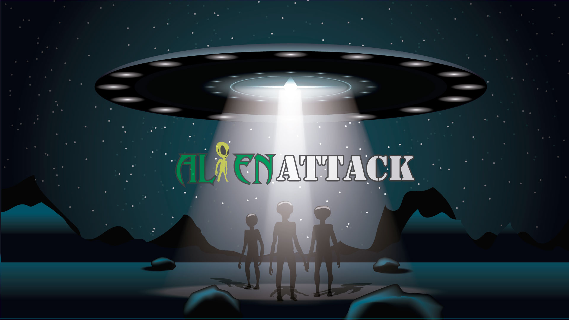 Challenge escape – Alien attack