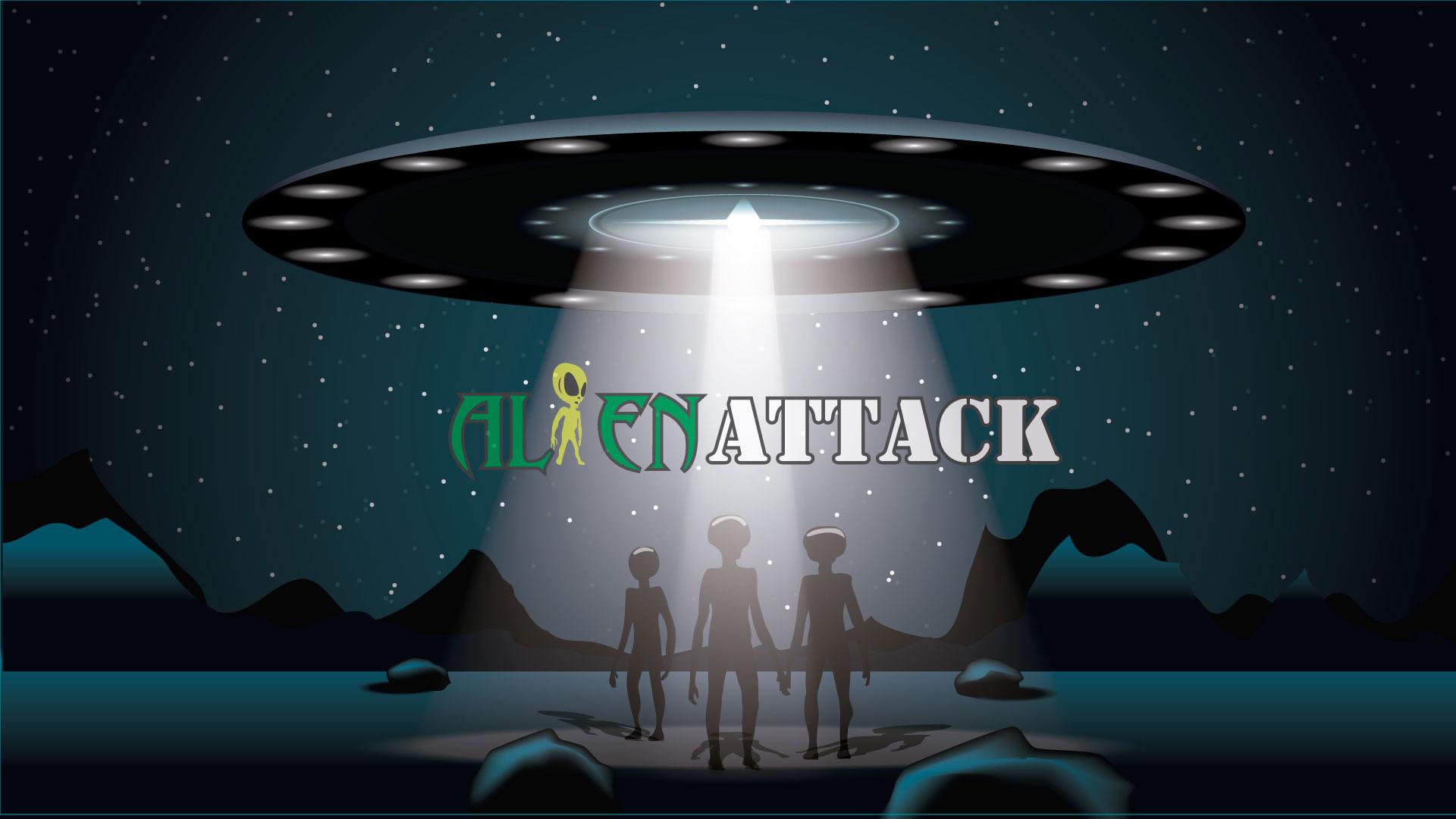 Challenge escape – Alien attack