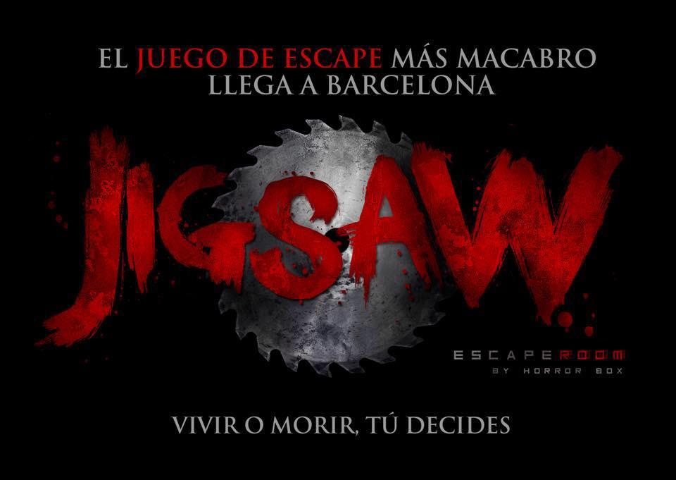 Horror box – Jigsaw
