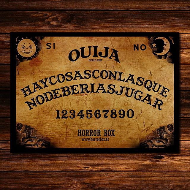 Horror box – Ouija