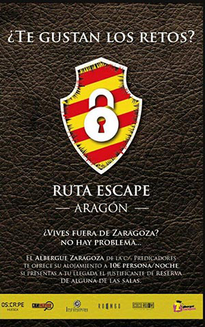 Ruta escape Aragon