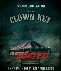 Sorteo Clown Key