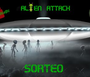Sorteo Alien Attack