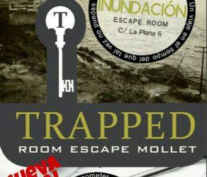 Sorteo Trapped