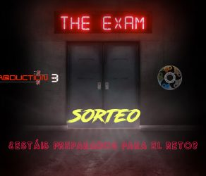 Sorteo The Exam