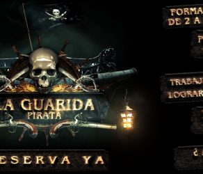 La guarida pirata