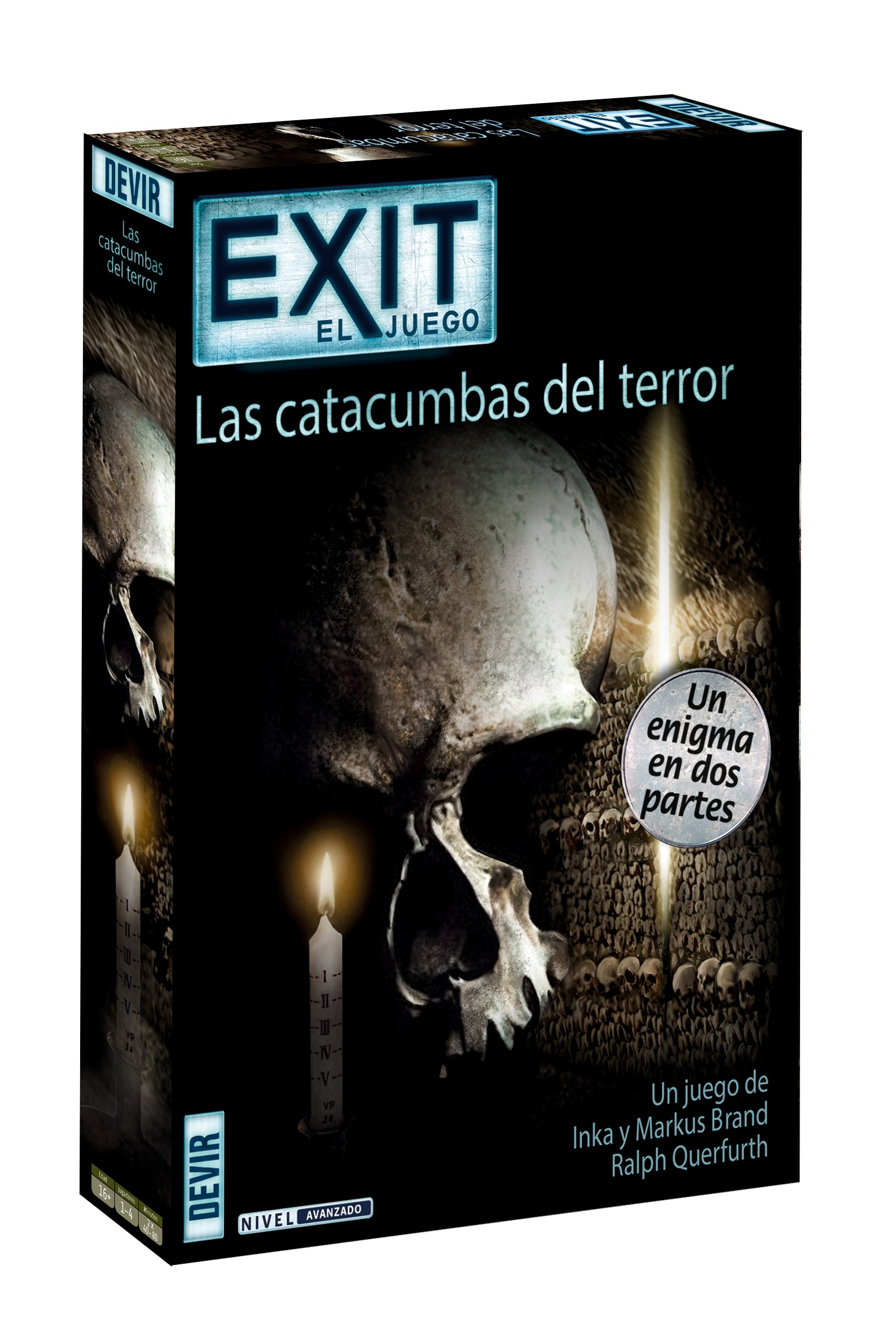 Exit, Las catacumbas del Terror