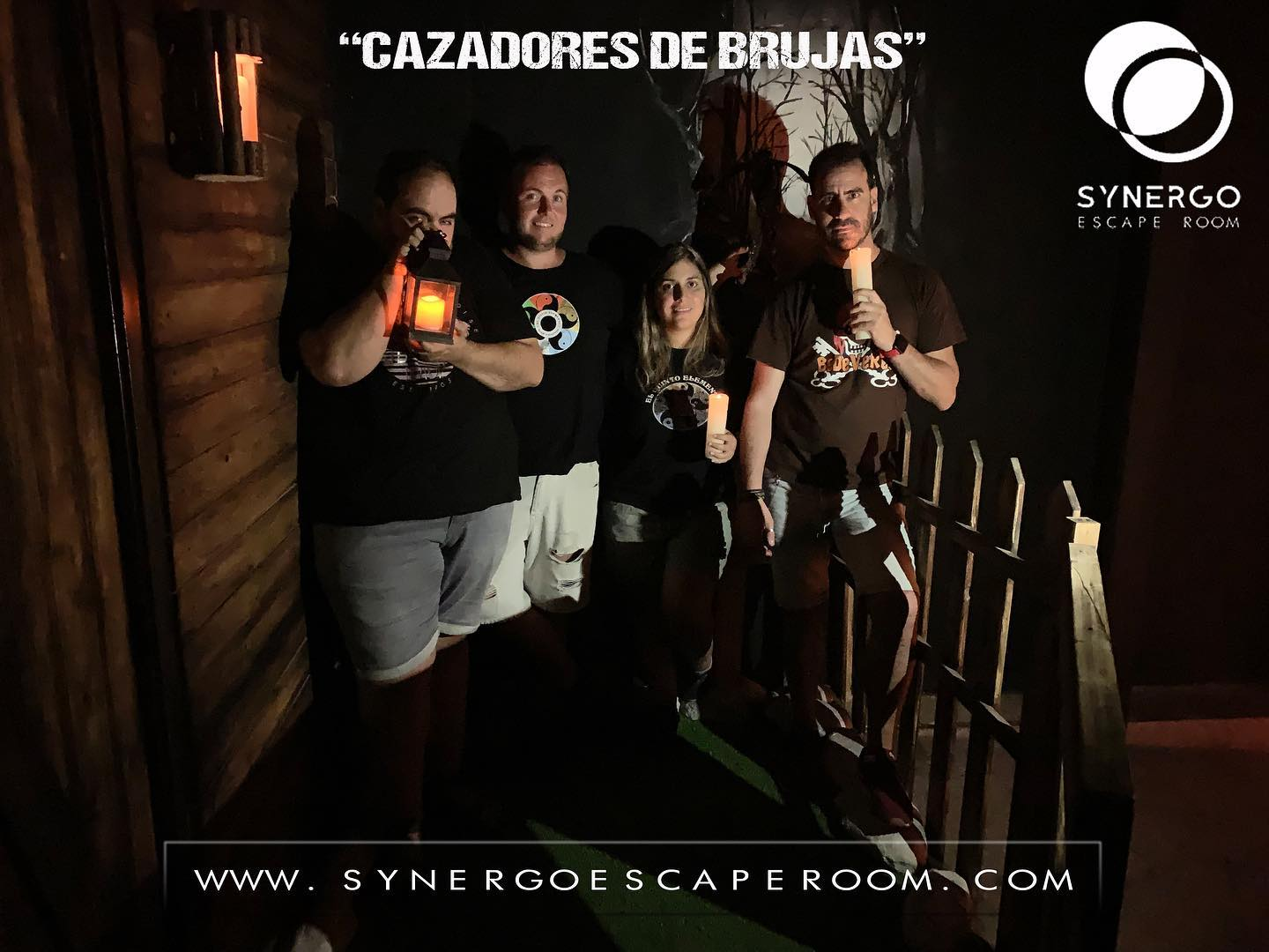 Synergo Escape Room