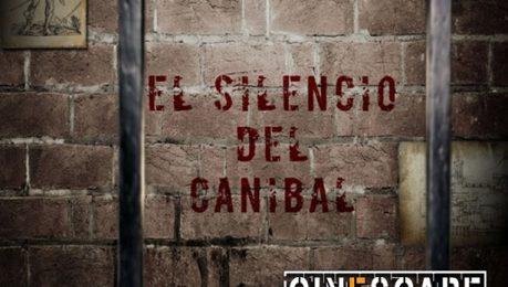 El silencio del caníbal